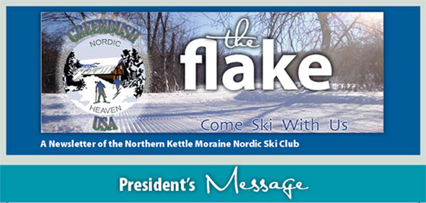 The Flake newsletter
